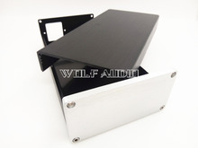 1005 Full Aluminum Amplifier Chassis /Mini AMP Case/ Preamp Box/ PSU Enclosure 102*50*208mm(China)