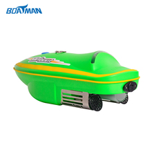 Buy MINI1B green color fish finder fishing boat rc fishing bait boat for $259.00 in AliExpress store