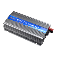 DC20V-45V to AC220V Pure Sine Wave Power Inverter Grid Tie Inverter 1000W for 24V/36V 60cells/72cells Solar Panel Send from USA(China)