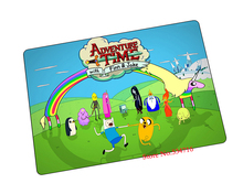 Adventure Time mouse pad  finn and jake game pad to mouse notebook computer mouse mat brand gaming mousepad gamer laptop