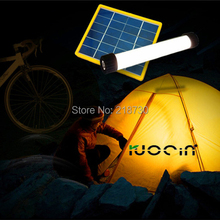 Outdoor activities Model portable lamp development of ruocin with solar panel free shipping