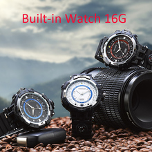 Spied Sport Camera Wifi watch Mini P2P WiFi IP Camera Pocket Mini DVR WIFI Watch Built 16G Bike Video Recorder wifi Watch