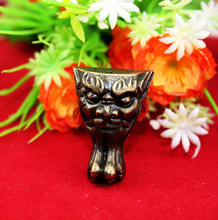 29 * 38MM furniture decoration foot gift zinc alloy base sides of the foot support Foot wooden box Jewelry box feet corners