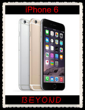 Apple iPhone 6 Original Factory Unlocked Mobile Phone 4G LTE 4.7 inches Dual Core A8 8MP RAM 1GB ROM 16GB/64GB/128GB Cell phone