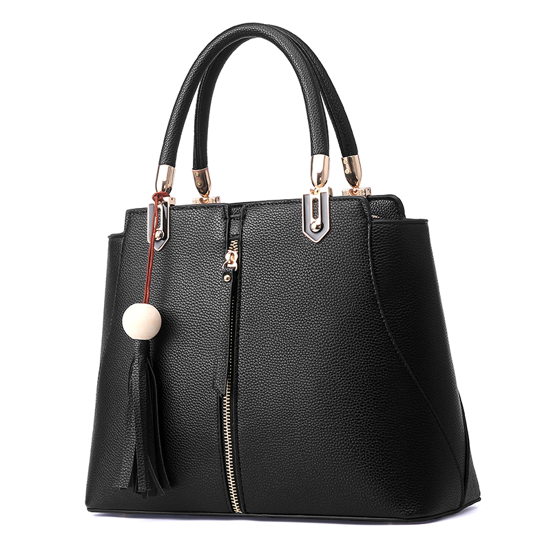 sac a main luxury handbags women bags designer handbag bag messenger bolsa feminina bolsos mujer leather bolsas Korean new black<br><br>Aliexpress