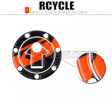 Motorcycle Gas Tank Cap Pad Protector Sticker Decals Fit For KTM 125 200 390 DUKE or RC