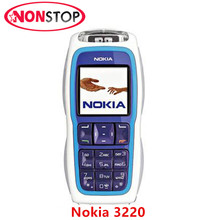 3220 Original Nokia 3220 Unlocked GSM Refurbished Cheap Nokia Mobile Phone(China)