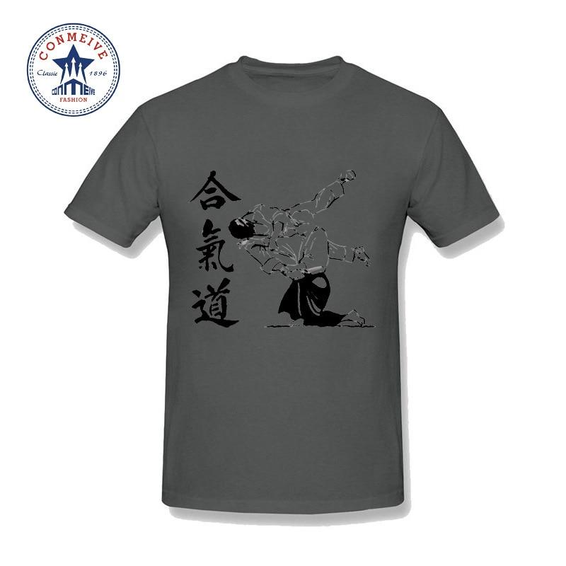 HTB1lNboXU1HTKJjSZFmq6xeYFXab t shirt aikido 2017 Teenage Youth Funny Cotton for men