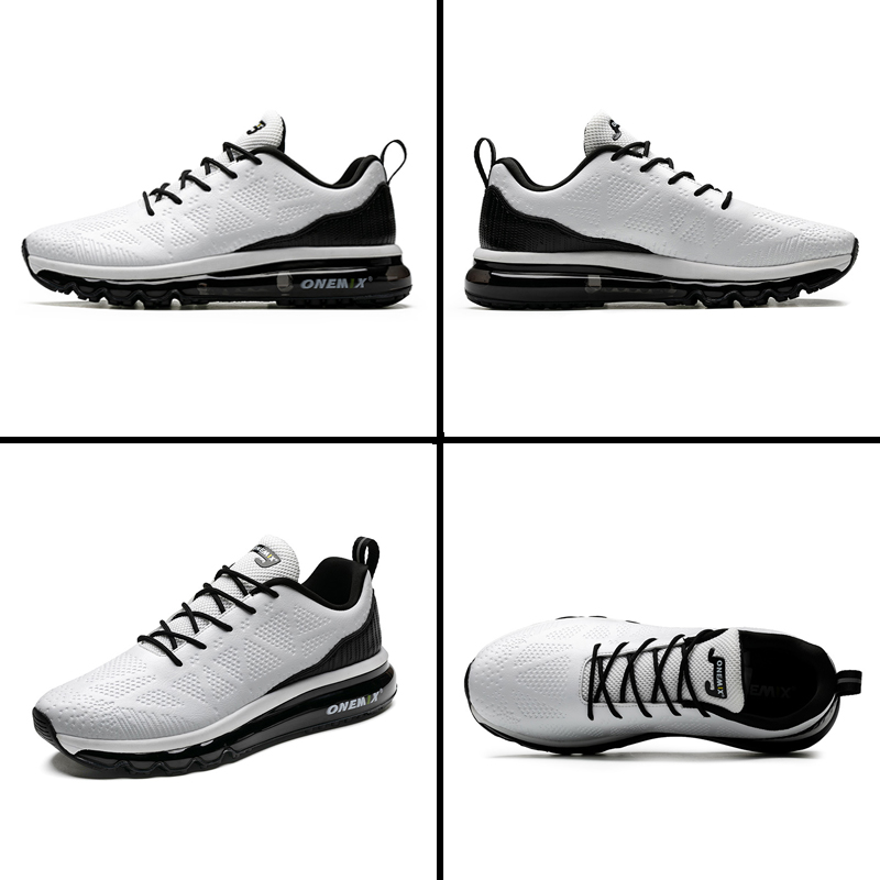 ONEMIX Men Running Shoes Fashion Casual Outdoor Jogging Air Cushioning Gym Fitness Sneakers Max 12 10