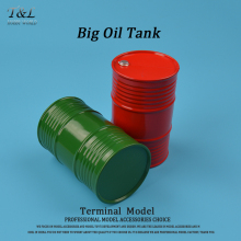 2 Color Available 1/10  RC Rock Crawler Accessory Big Oil Tank For D90 Axial Wraith Axial SCX10