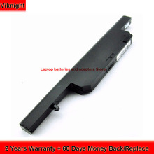Original Clevo C4500 battery for Clevo C4500BAT-6 Laptop battery 5200mAh(China)