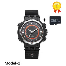 Original High Quality Wifi Car Record Smart Watch wireless remote monitoring P2P control 32gb tf card phonewatch For Android ios