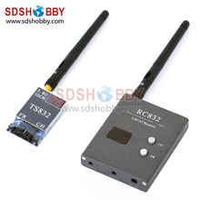 5.8G TS832/ RC832 600mW 5.8Ghz 32 Channels Transmitter/ Receiver / TX Wireless Audio Video System for DJI Phantom FPV