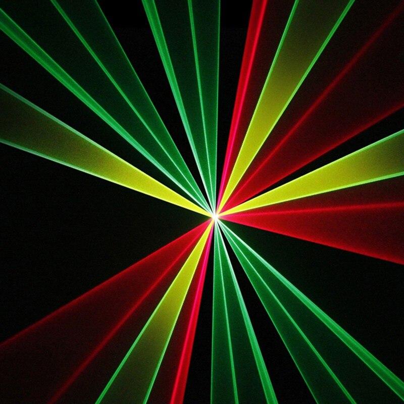 2016 New IR Remote 200mW RGY Laser Stage Lighting 8 CH DMX 512 PRO Scanner DJ Party KTV Show Projector Equipment Light DM-RGY200<br><br>Aliexpress