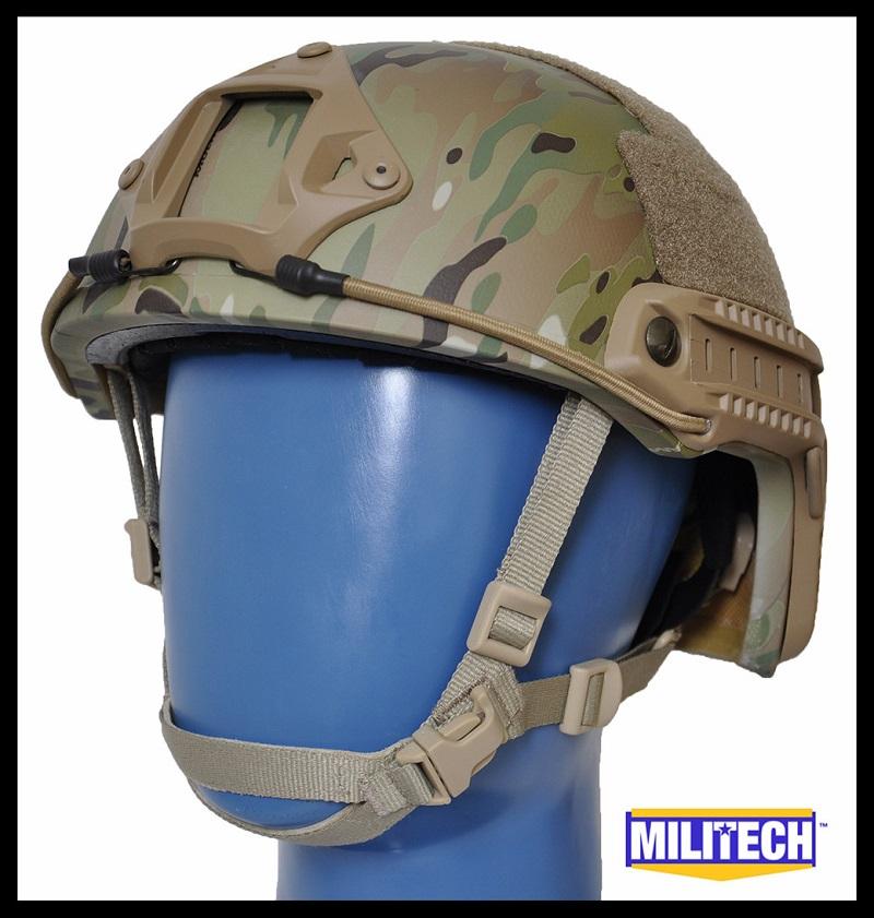 MILITECH OCC Dial NIJ level IIIA 3A FAST High Cut Ballistic Helmet Bulletproof Tactical Helmet With 5 Years Warranty DEVGRU SEAL