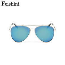 FEISHINI CE Safety standards High-Quality Gifts Glasses 1.1CM TAC PC LENS HD COOL Sunglasses Men Polarized UV400