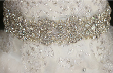Luxury custom wedding belt Bridal Sash Wedding Bridal Belt Crystal Sash Rhinestone Sash, Jeweled Belt Wedding Gown Belt Brida's