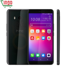 "Original HTC U11 Plus 4G Mobile Phone 6GB 128GB Snapdragon 835 Octa Core 6.0"" Android 8.0 1440x2880px IP68 Waterproof Dustproof(China)"