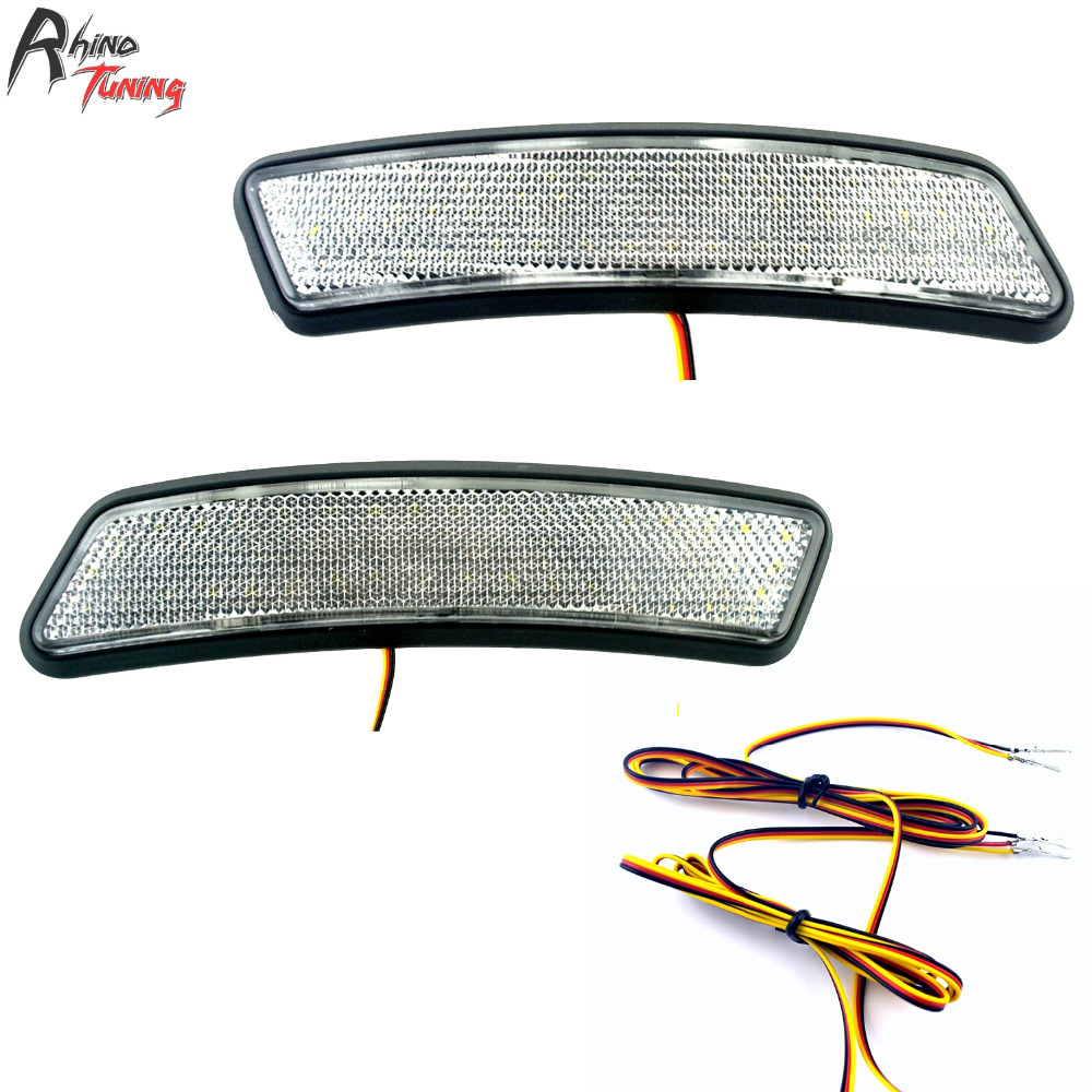 Rhino Tuning Car Side Marker Light Driving Light Signal Auto Accessories Lamp 16140<br>