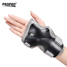 PROPRO Support Palm Pads Protector For Inline Skating Ski Snowboard Roller Gear Protection Men Women Protector Safety Wrist