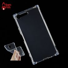Buy Soft TPU Silicone Rubber Transparent Shockproof Cover Case Sony Xperia XZ Premium Phone Cases Skin Shell Fundas Coque for $1.99 in AliExpress store