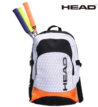2017 Head Tennis Backpack Bag Racket New Sport Bag Large Capacity 3 Tennis Racquets Bag With Separate Shoes Bag Tennis Backpack