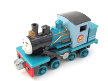Diecasts Vehicles Thomas T053D FERDINAND Thomas And Friends Magnetic Tomas Truck Locomotive Engine Railway Train Toys for Boys(China)
