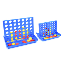 New Sports Entertainment Connect 4 Game Children's Educational Board Game Toys for Kid Child L Sizes(China)