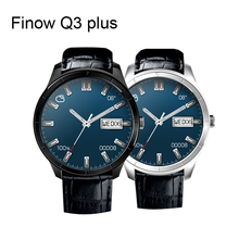 "Finow Q3plus Smart watch 1.4""  AMOLED Similar Finow X5 Display 3G watch Bluetooth  Heart rate Smart watch PK KW88 I3 DM368 Watch"