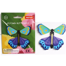 1pcs Magic flying butterfly Surprising Gift Wind up Magic Toy Creative Gift