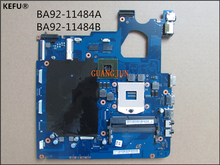 KEFU Cheap system board BA92-11484A BA92-11484B Laptop Motherboard For Samsung NP300E5C Full Tested(China)