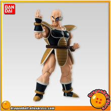 "Japan Anime ""Dragon Ball Z"" Original BANDAI Tamashii Nations SHODO Vol.4 Action Figure - Nappa (9cm tall)"
