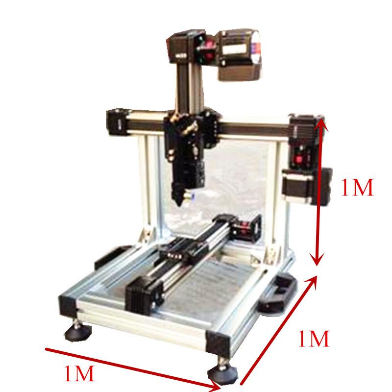Industrial robot arm 4_