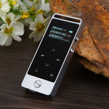 Hot sale! Original Touch Screen MP3 Player 8GB S5 Metal APE/FLAC/WAV High Sound Quality Entry-level Lossless Music Player(China)