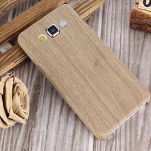 Wood Design Phone Case For Samsung Galaxy A5 2015 Silicone Soft Imitation leather Bag Cover Mobile Phone Cases for Galaxy A5000
