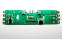 HO 1/87 model train Power Distribution Board With Status LEDs for DC and AC Voltage railway modeling(China)