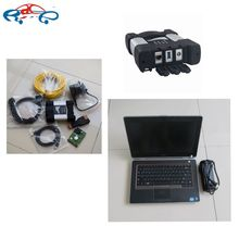 2017 New For BMW DIAGNOSTIC TOOL ICOM A2 NEXT With Laptop ThinkPad E6420 I5cpu Computer installed well V2017.03 Icom A2 Software