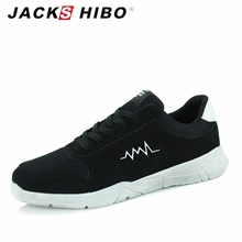 JACKSHIBO 2016 spring summer designer shoes men high quality,black blue comfortable walking shoes,retro lace up man casual sheos