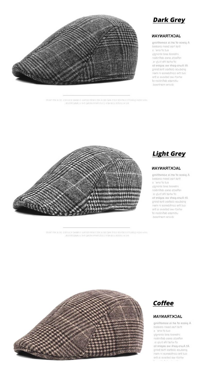 men beret hats