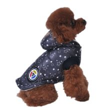 Buy Small Dog Jacket Warm Plaid Winter Dog Coats Pet Clothes Elastic Small Large Dog Clothes Hot Selling for $3.84 in AliExpress store