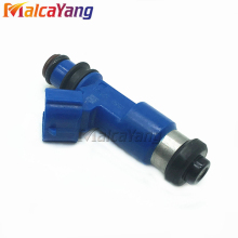 "4PCS High flow 16611AA720 fuel injector 950CC ""Navy blue"" for Subaru Forester Impreza WRX 2.5L H4 fuel injector 16611-AA720"