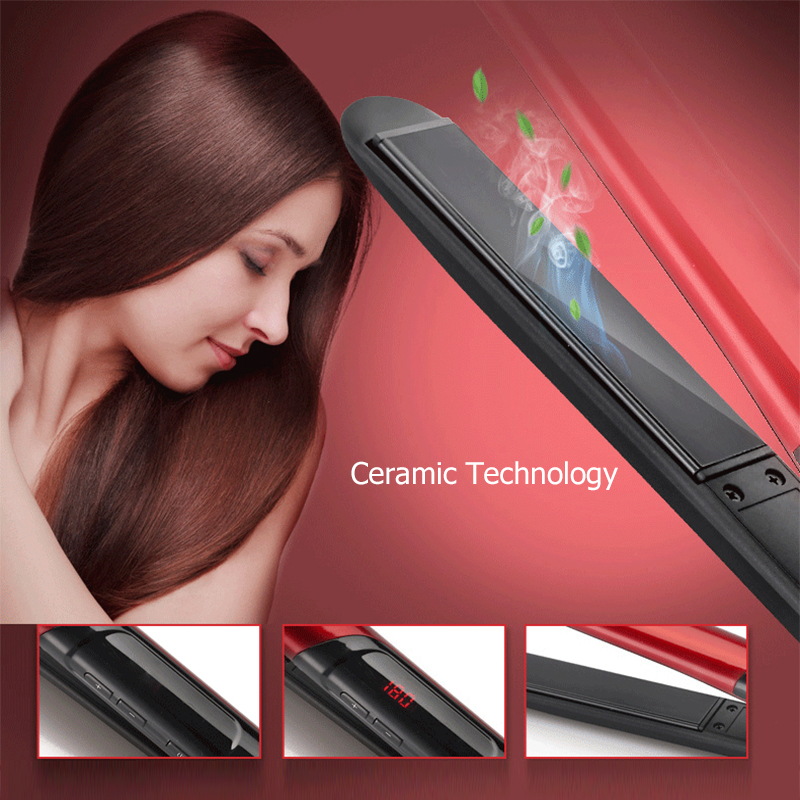 Professional-Hair-Straightener-LED-Display-Flat-Iron-Straightening-Irons-Hairstyle-Styling-Tools (2)
