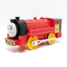 Buy T0152 Electric Thomas friend Victor Trackmaster engine Motorized train Chinldren child kids plastic toys gift for $11.59 in AliExpress store