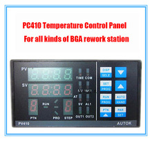 PC410 Temperature Control Panel for all kinds of BGA repair machine without RS232 Communication Module Free Shipping