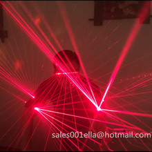 Hot Sale Red Laser Man Luminous Laser Dance Costume Laser Armband Glasses Clothes Laserman Laser Suits Costumes For Party Bar