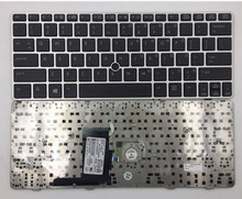 Brand new laptop keyboard for HP Elitebook 2560P 2570P 2560 2570 US layout