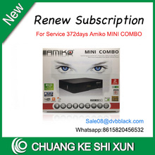 Starhub subscription renew Singapore starhub box Amiko mini combo & Blackbox C801 plus & streambox C1