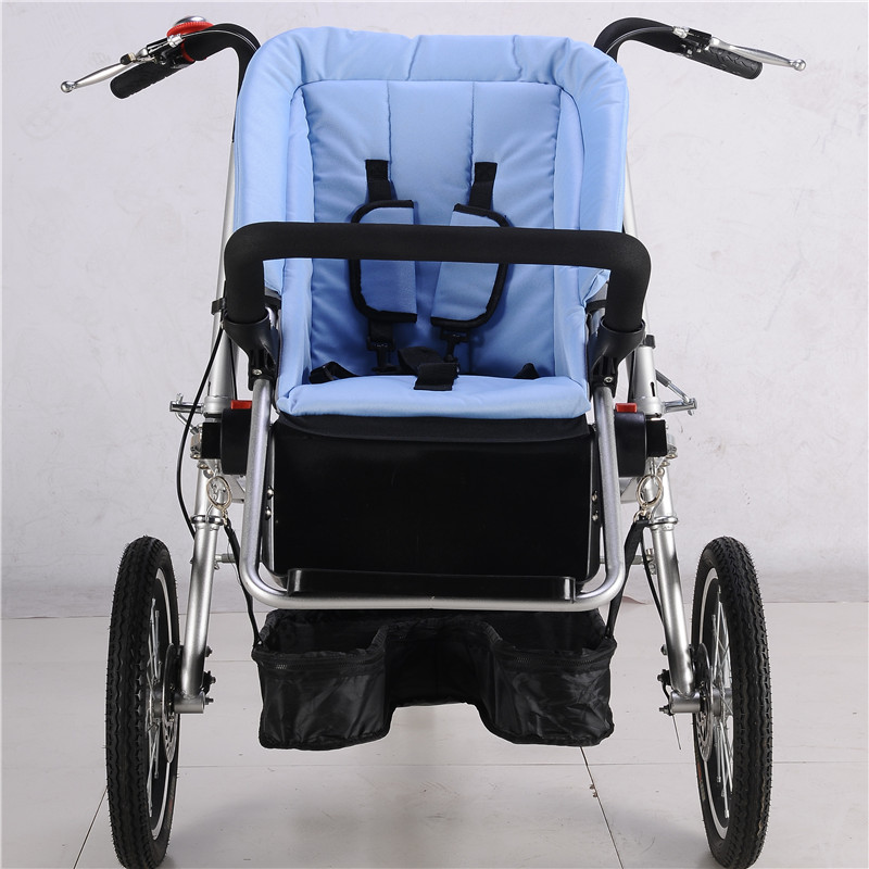 2018 New Mother & Kids Activity & Gear Baby Stroller Three Wheels Stroller TaGa Baby Bike Stroller Mummy Bicycle Pushchair 01