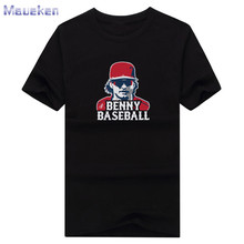 New 2017 boston Andrew Benintendi cool printed T-shirt 100% Cotton for red sox fans T shirt 0830-8(China)