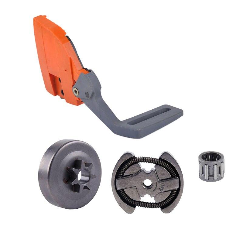 Sprocket Clutch Brake Handle Drum Bearing Kit for Husqvarna 36 41 136 137 141
